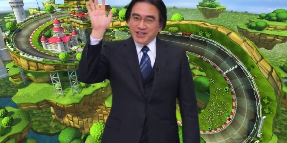 Nintendo Direct: Mario Kart 8