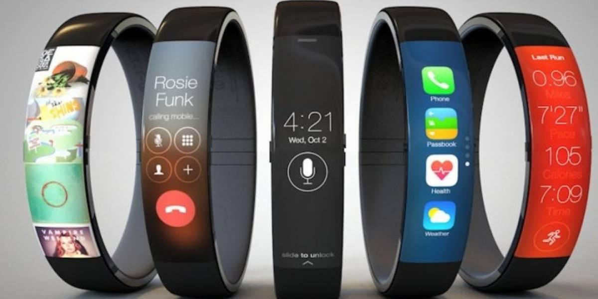 El iWatch de Apple podría llegar en el mes de octubre