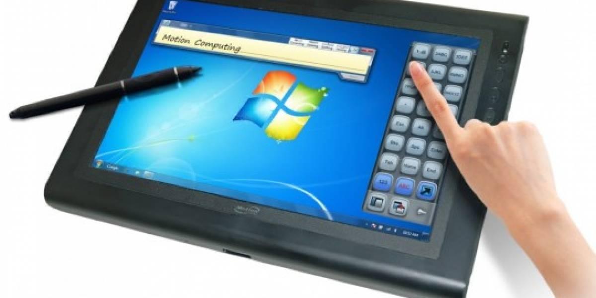 Motion J3500: tablet a prueba de todo