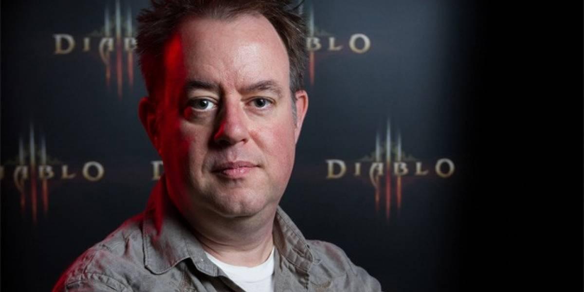 Jay Wilson dice adiós a Diablo III