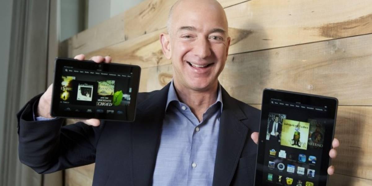 El smartphone de Amazon está a punto de llegar