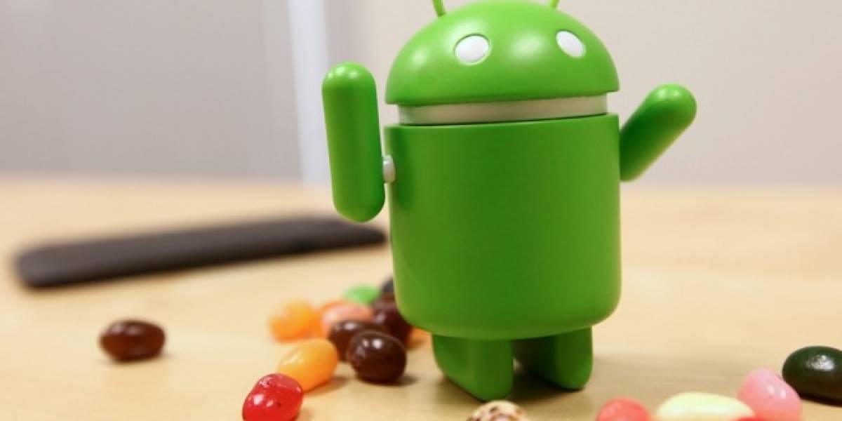 Google aclara el problema sobre los parches de seguridad en Jelly Bean