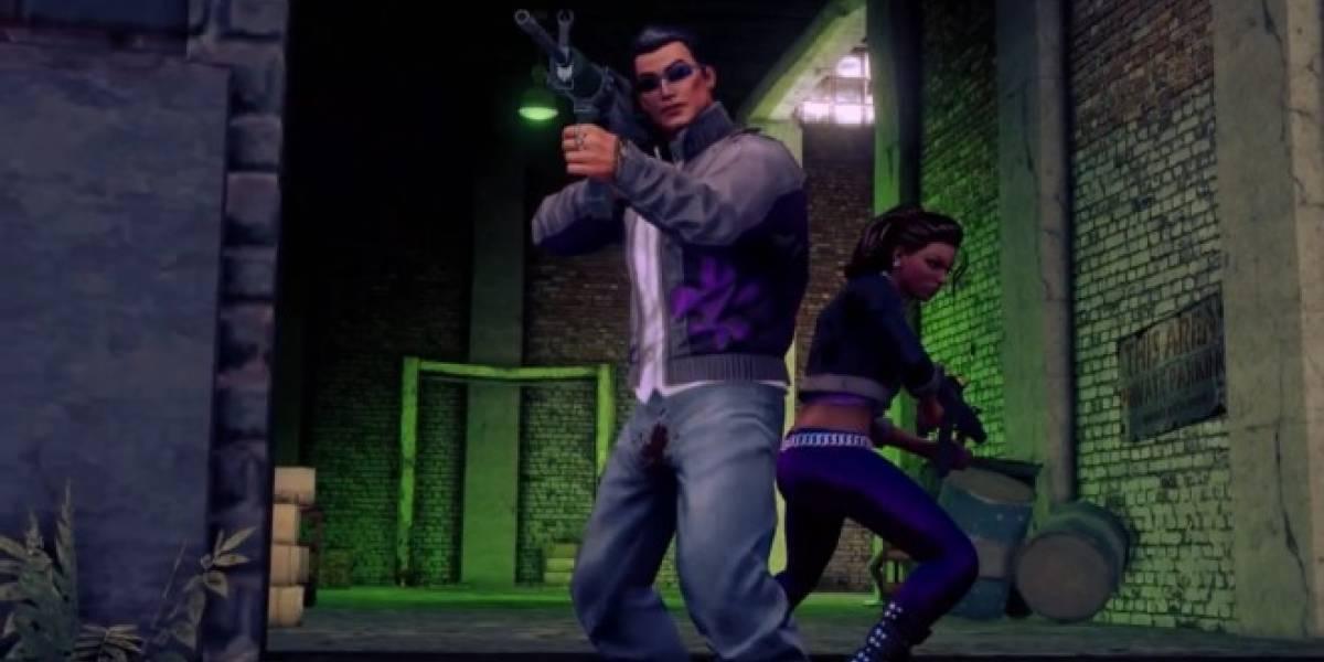 Nuevo tráiler de Saints Row IV nos presenta el regreso de Johnny Gat