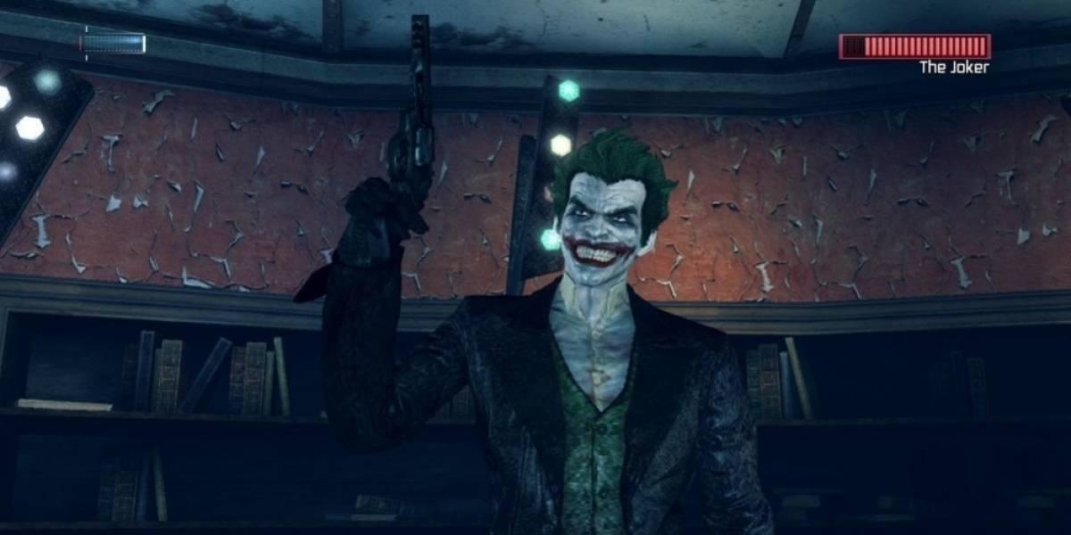 Batman: Arkham Origins Blackgate aparece en Xbox.com