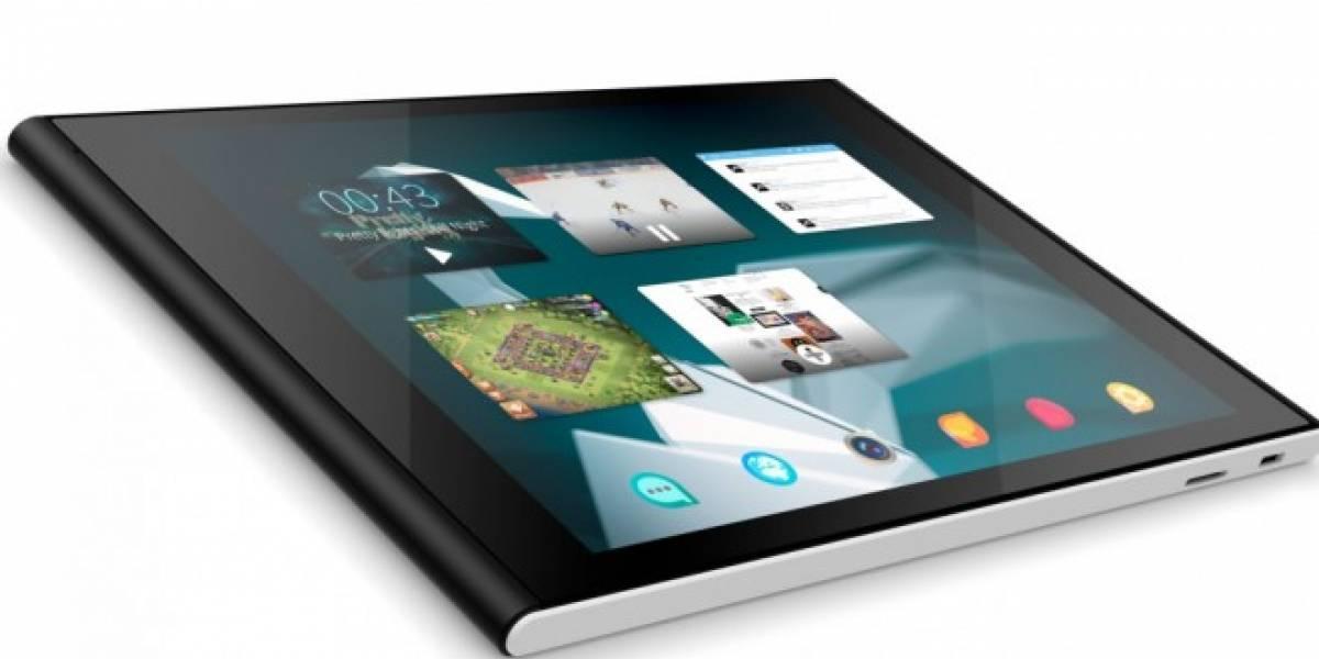 Jolla Tablet lanza una versión mejorada en IndieGogo
