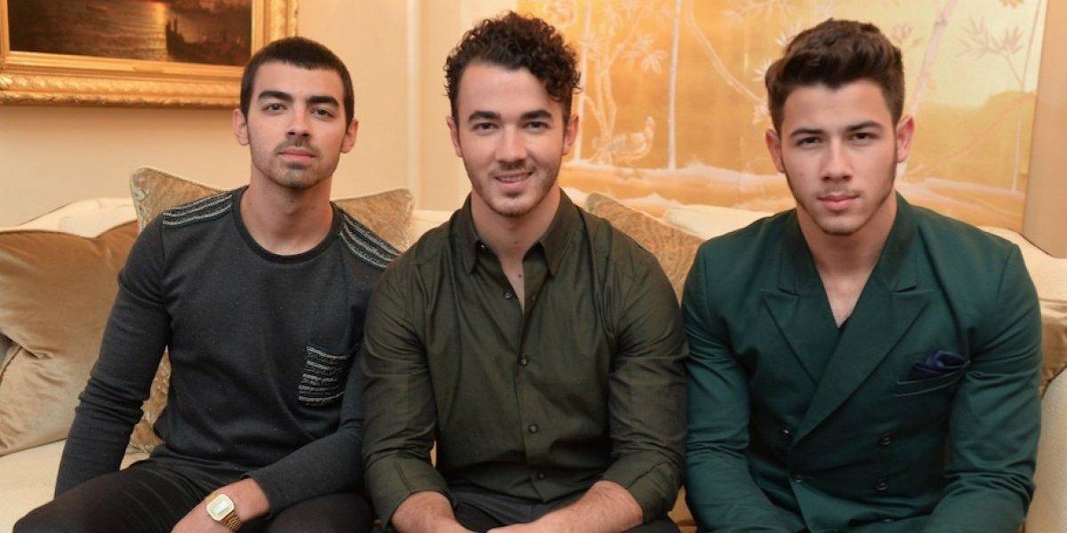 Con una foto, los Jonas Brothers reavivan los rumores de su regreso