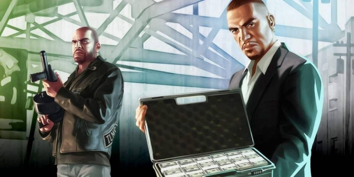 Mod de Grand Theft Auto IV permite cambiar personajes al estilo GTA V