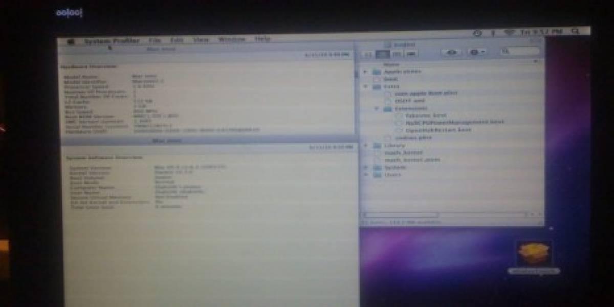 JooJoo ahora corre Mac OS X