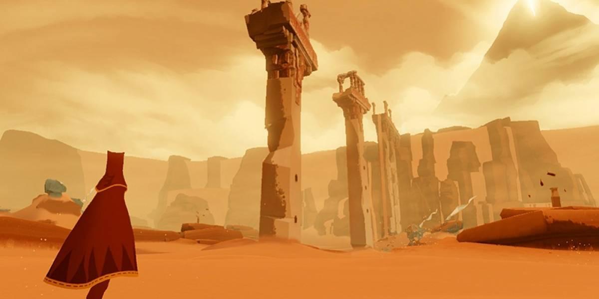 Journey también llegará a la PlayStation 4