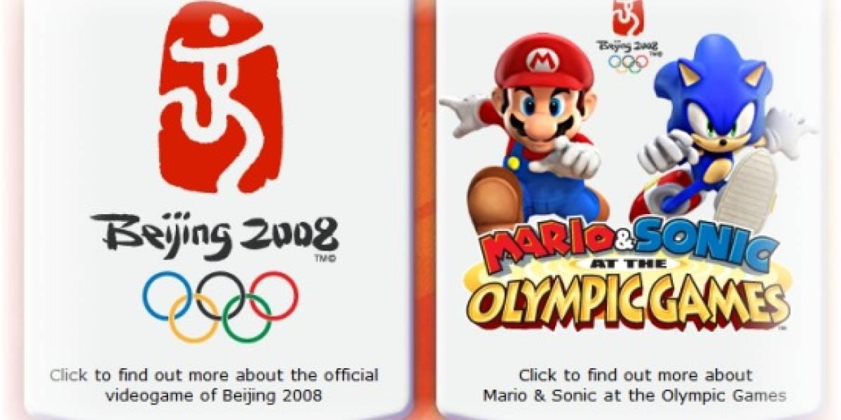 Nuevos Juegos de Sega aprovechan los Juegos Olímpicos
