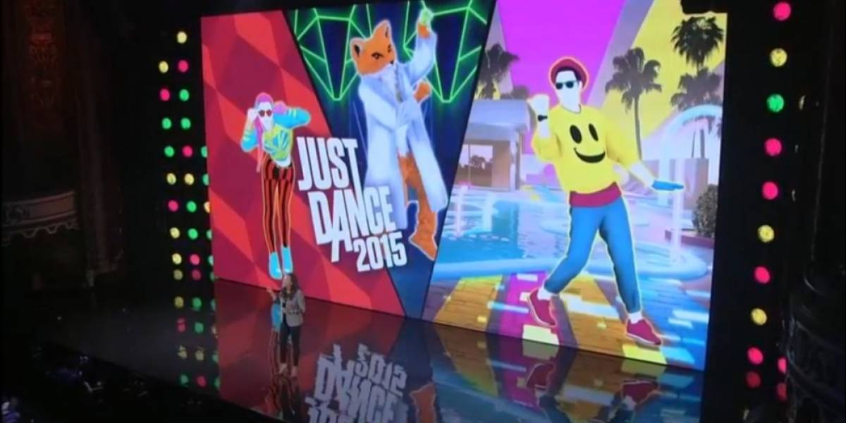 Just Dance 2015 tendrá app para móviles complementaria #E32014