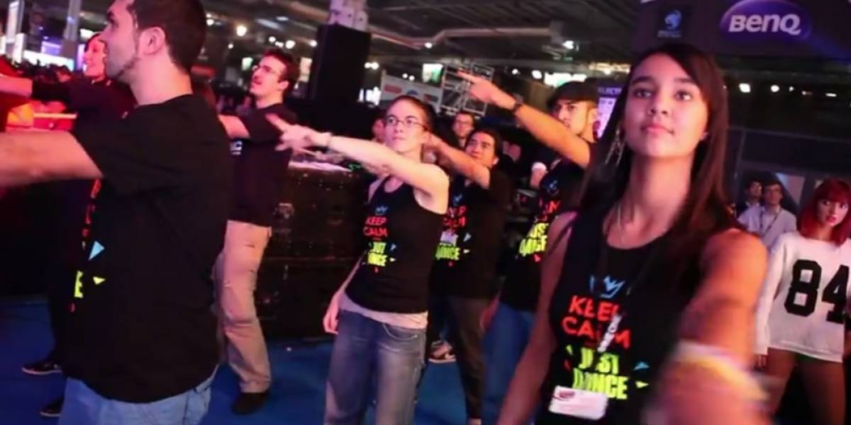 Just Dance formará parte de la Electronic Sports World Cup