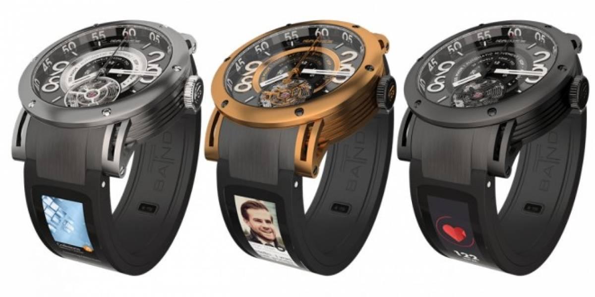 Kairos T-Band quiere convertir un reloj cualquiera en uno inteligente