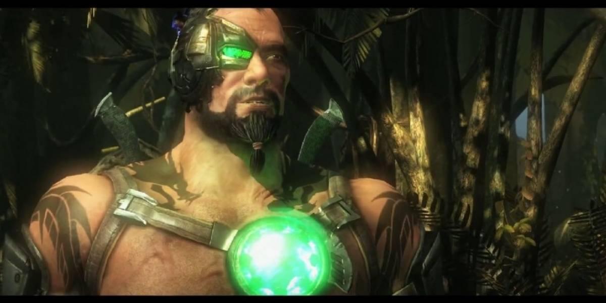 Tráiler de Mortal Kombat X confirma el regreso de Kano