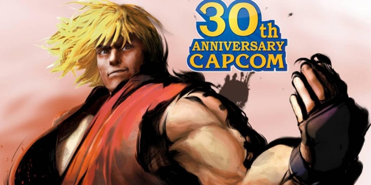 Capcom celebra su 30 aniversario con mega venta en Steam