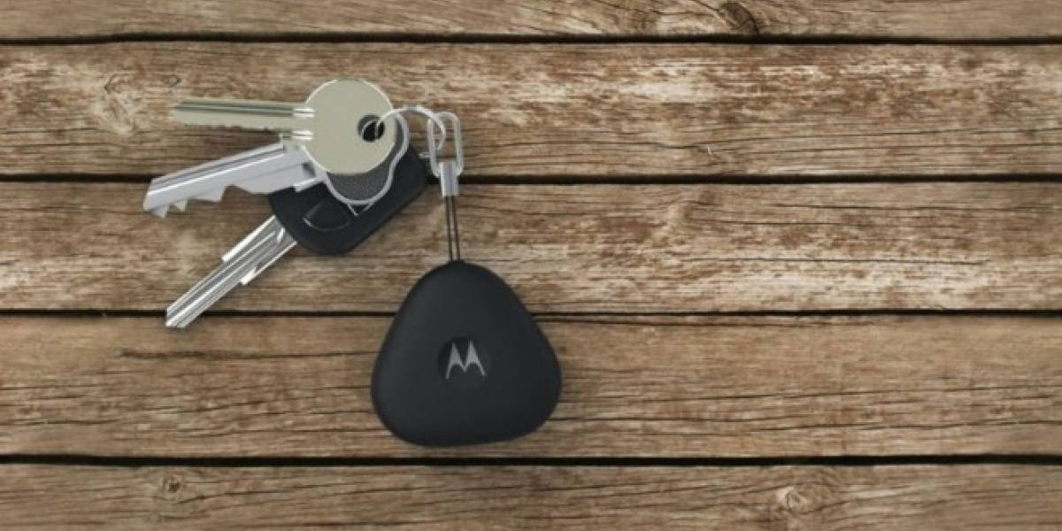 Encuentra tu teléfono perdido con el nuevo Motorola Keylink