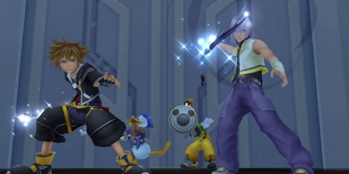 Kingdom Hearts HD 2.5 Remix llega en diciembre #E32014