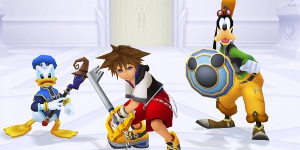Square Enix revela la fecha de lanzamiento de Kingdom Hearts HD 1.5 Remix