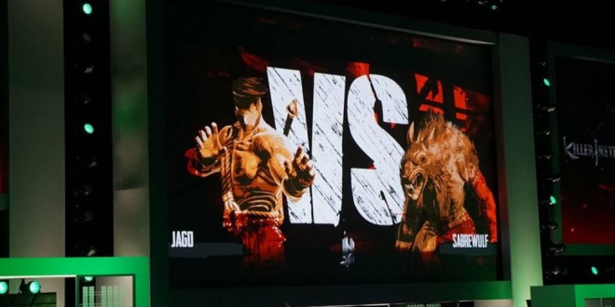 Killer Instinct será free-to-play y vendrá sólo con un personaje #E3 (Actualizado)