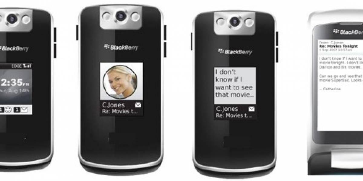 Así funcionará la BlackBerry KickStart