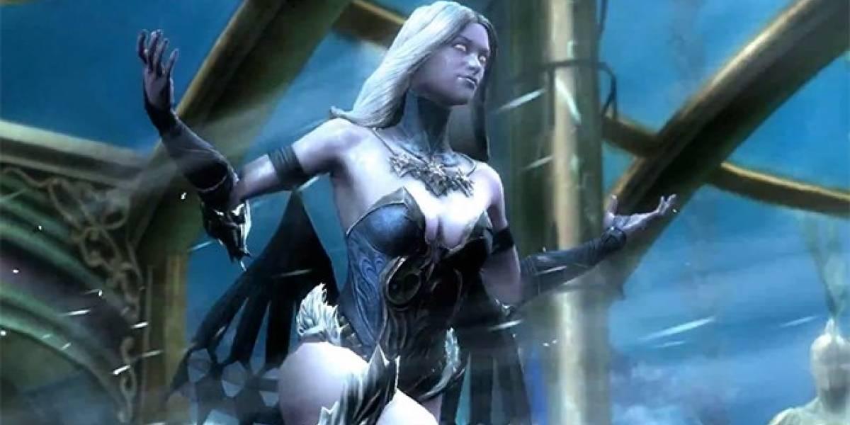 Mira la pelea entre Killer Frost y Ares en el nuevo video de Injustice: Gods Among Us