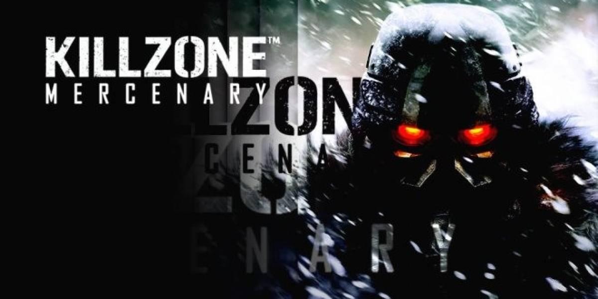 Killzone Mercenary cuenta con nuevo tráiler, fecha de lanzamiento y muchos detalles más
