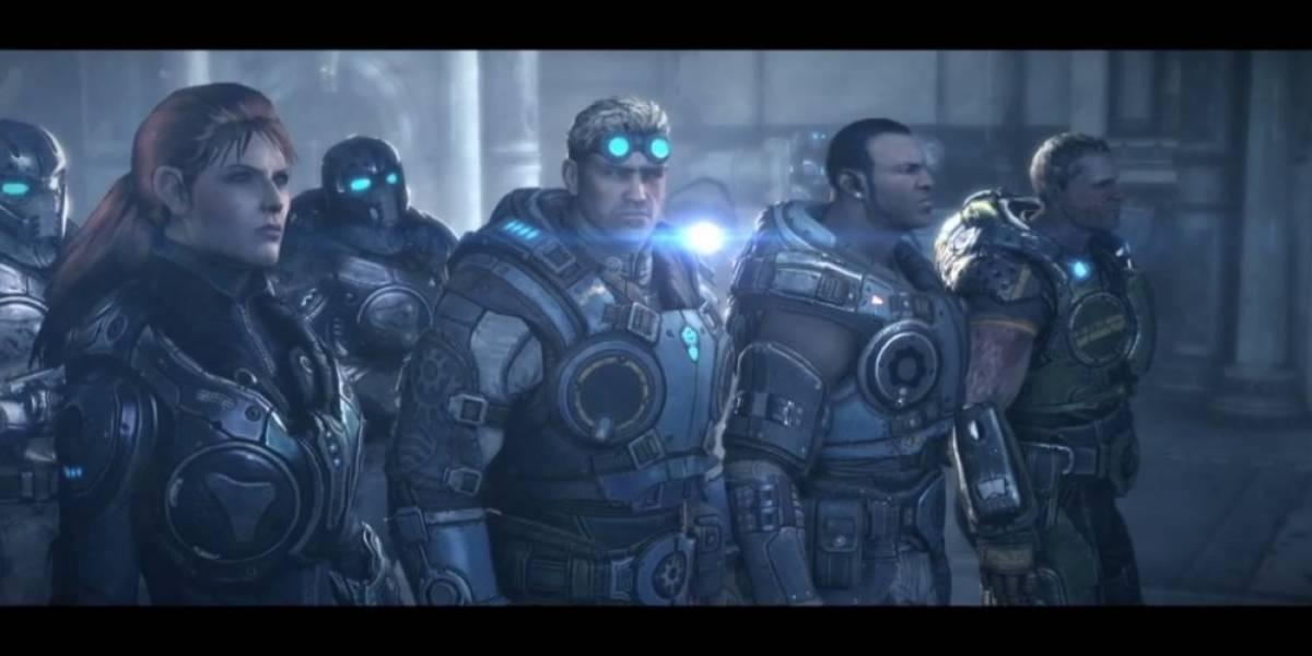 Gears of War: Judgment es el título menos vendido de la saga