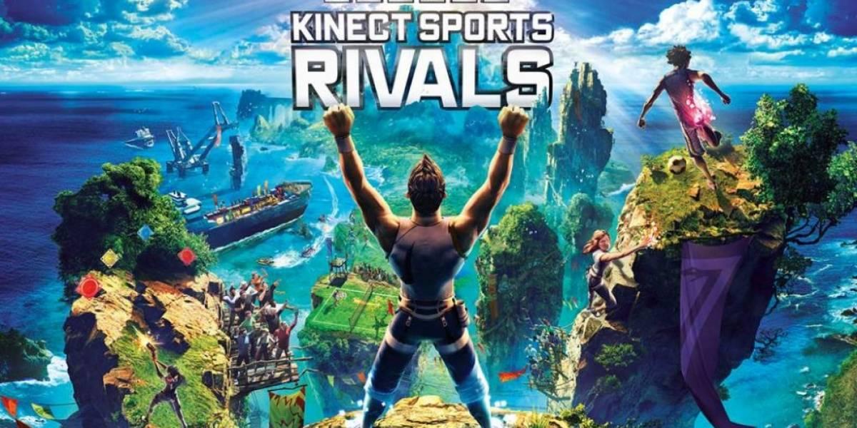 Microsoft retrasa el lanzamiento de Kinect Sports Rivals