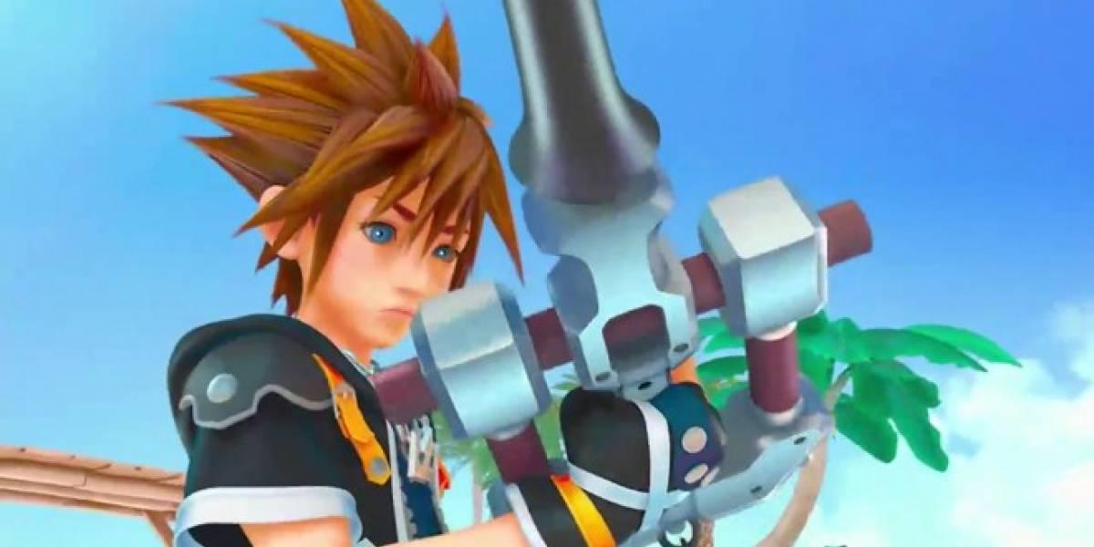 Square Enix revela más detalles de Kingdom Hearts 3