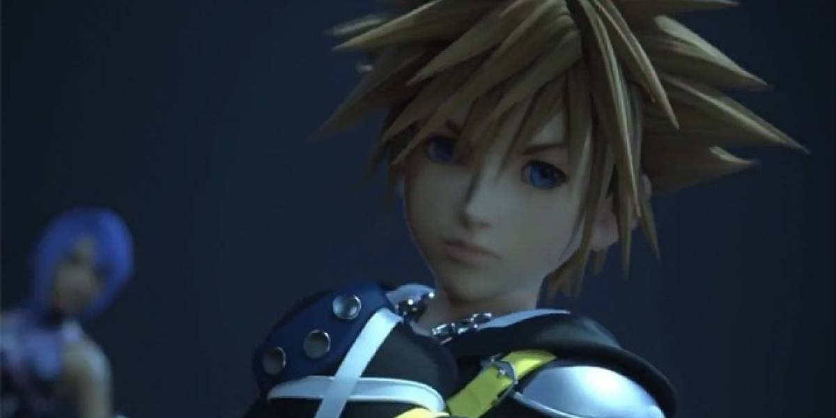Kingdom Hearts HD 1.5 Remix presenta un nuevo tráiler