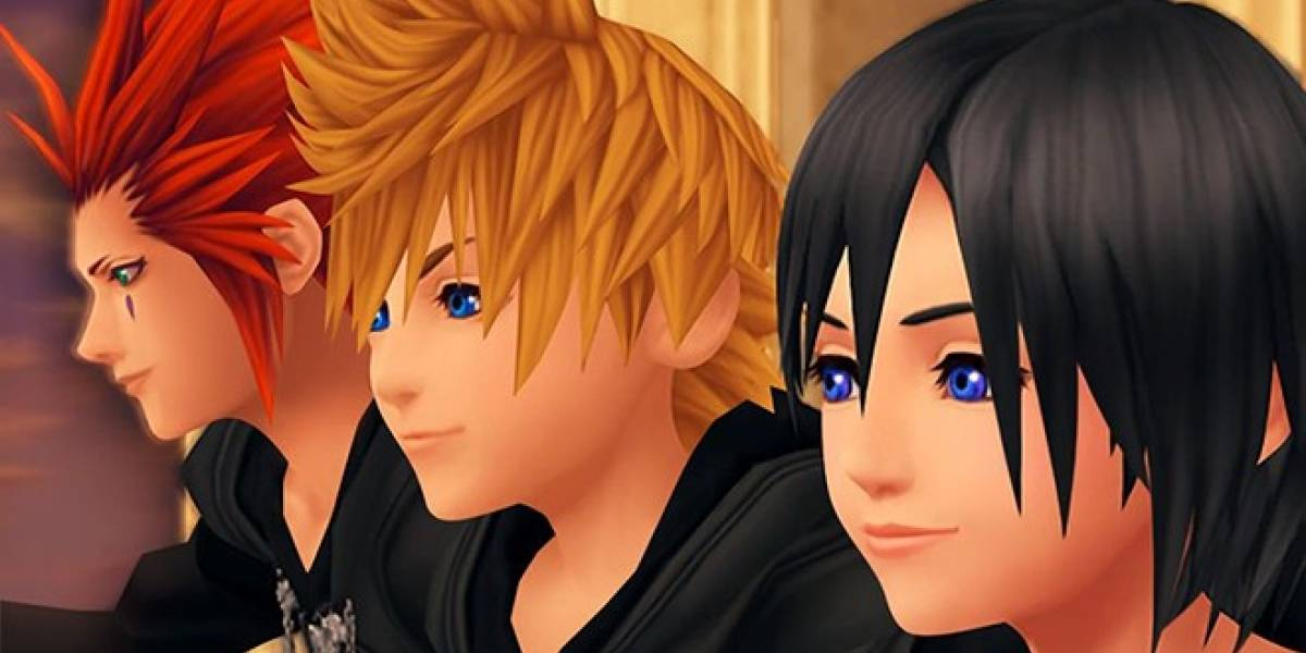 Confirman lanzamiento de Kingdom Hearts HD 1.5 ReMIX en Norteamérica y Europa