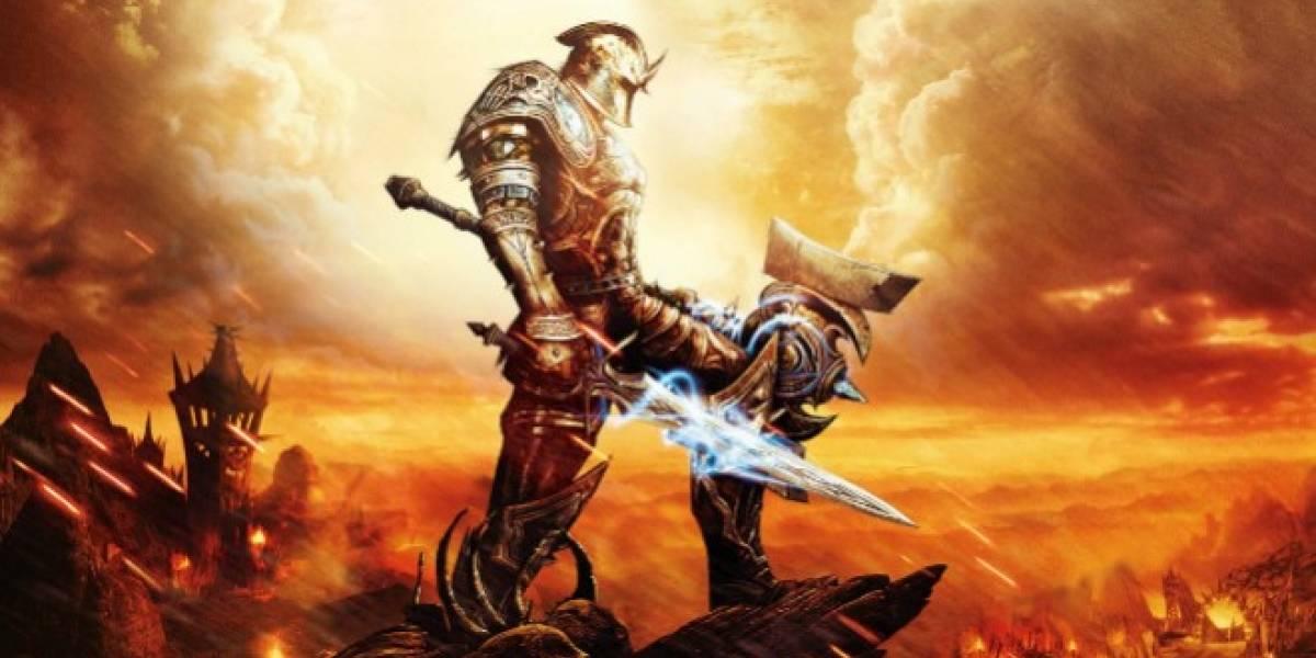 38 Studios buscará vender Kingdoms of Amalur para saldar deuda millonaria