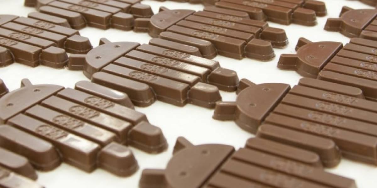 KitKat ya está instalado en casi el 14% de los dispositivos con Android