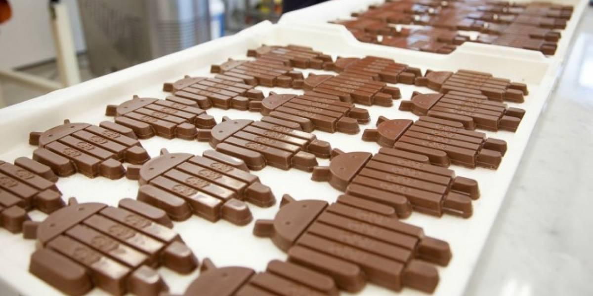 KitKat ya corre en el 20% de todos los dispositivos Android