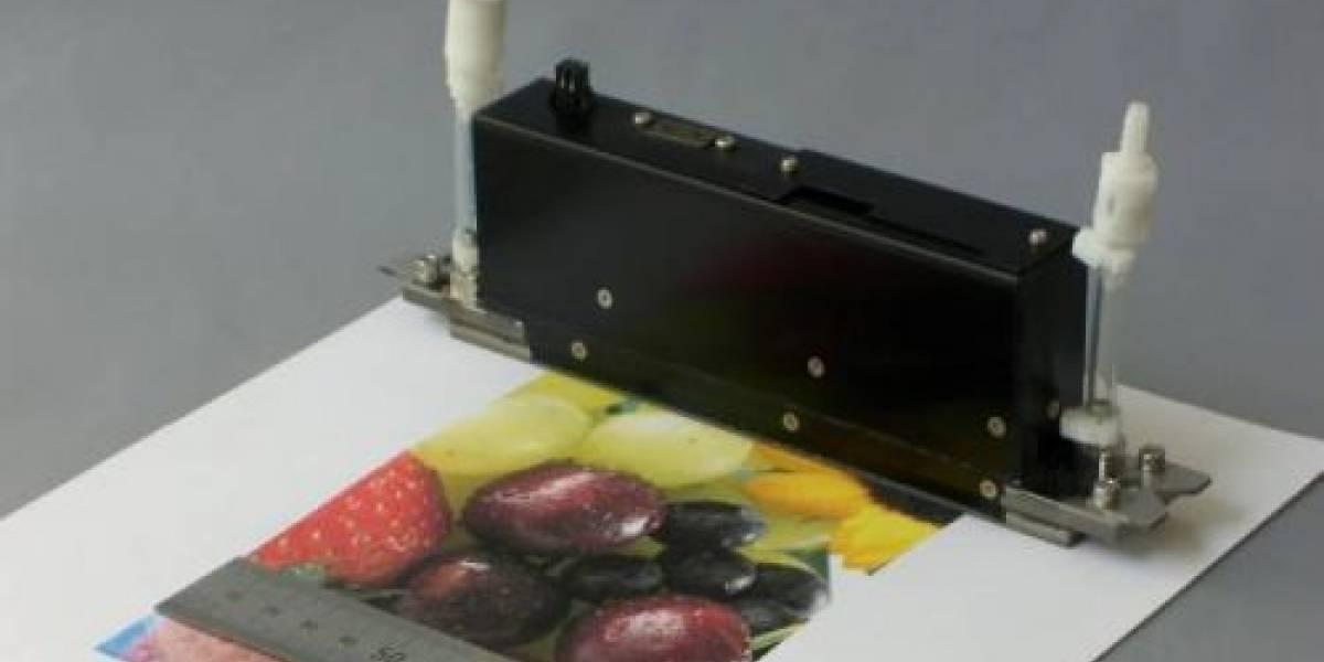 Cabezal de impresión Kyocera a 1000 páginas por minuto