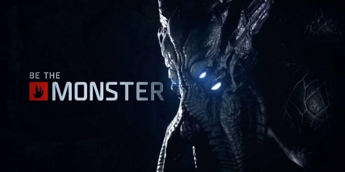 Conozcan al Kraken, el nuevo monstruo de Evolve #E32014