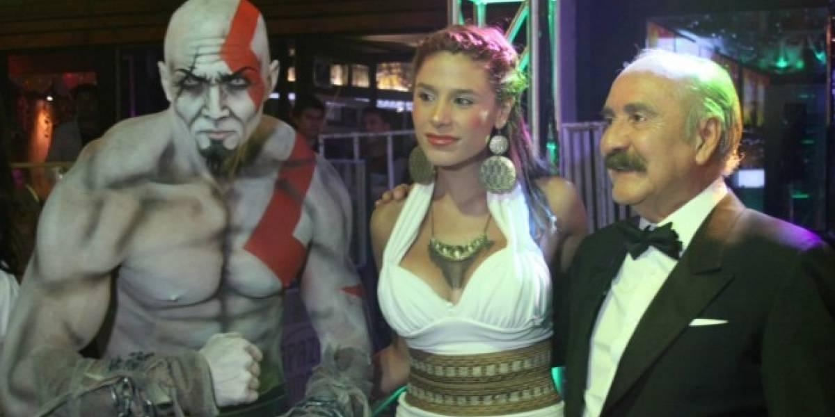 Chile: Kratos hará una procesión por su familia en las playas de Reñaca