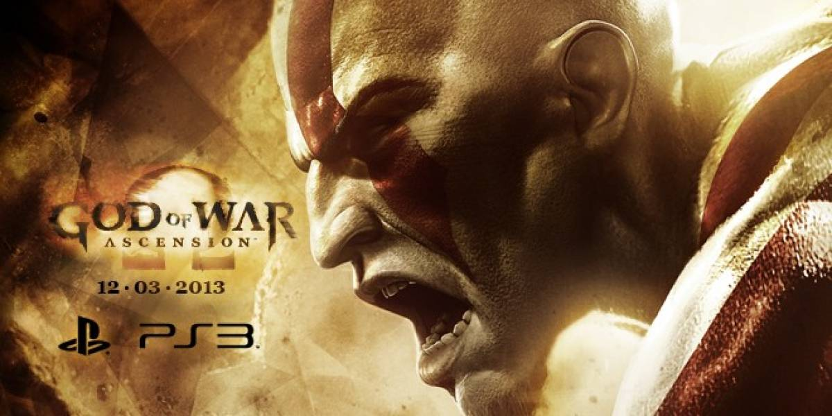 Acompaña a Kratos en su venganza en God of War: Ascension