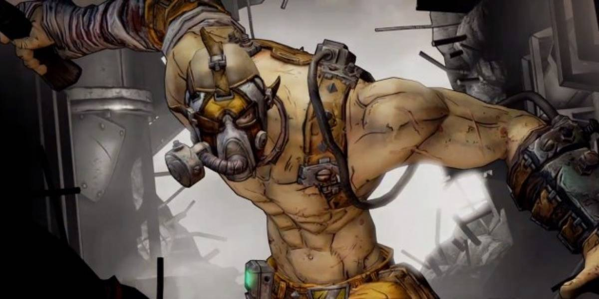 Vean a Krieg the Psycho en acción en nuevo video de Borderlands 2