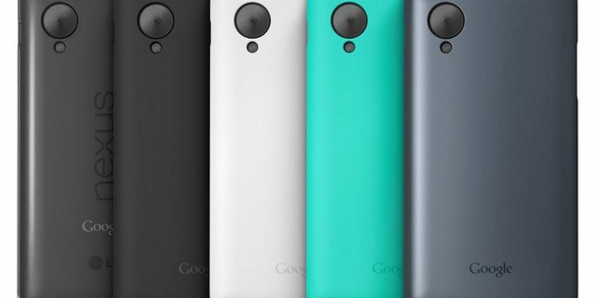 Nuevas fundas Snap Case de Google para el Nexus 5