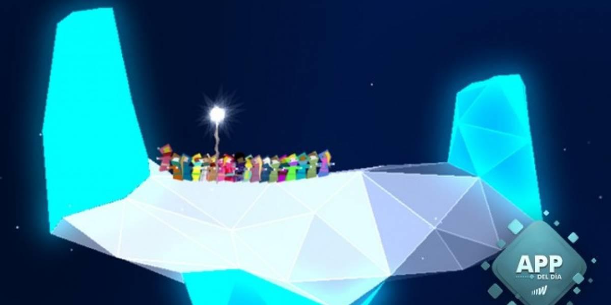 Kiwanuka, un juego para pensar al ritmo del dubstep [App del día]