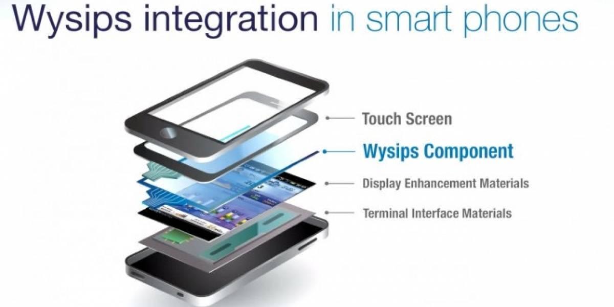 Kyocera mostrará un prototipo de teléfono que se carga con luz solar