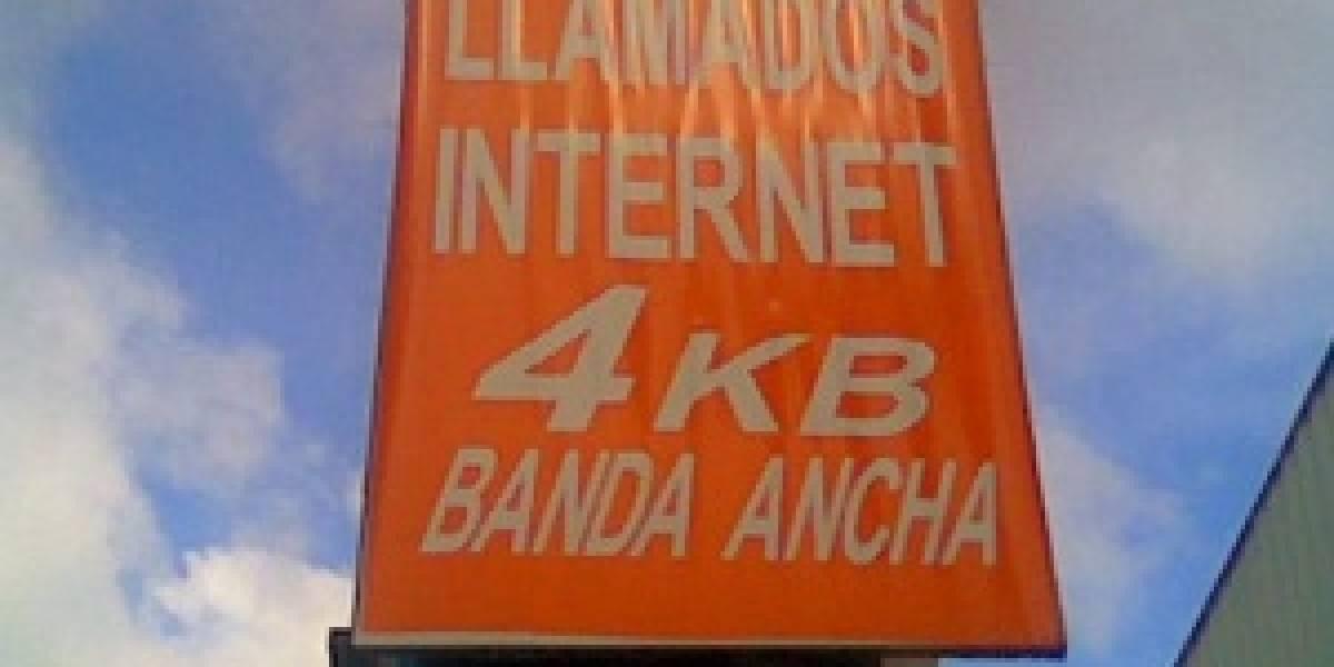 El Parlamento Europeo quiere banda ancha en el 100% del territorio