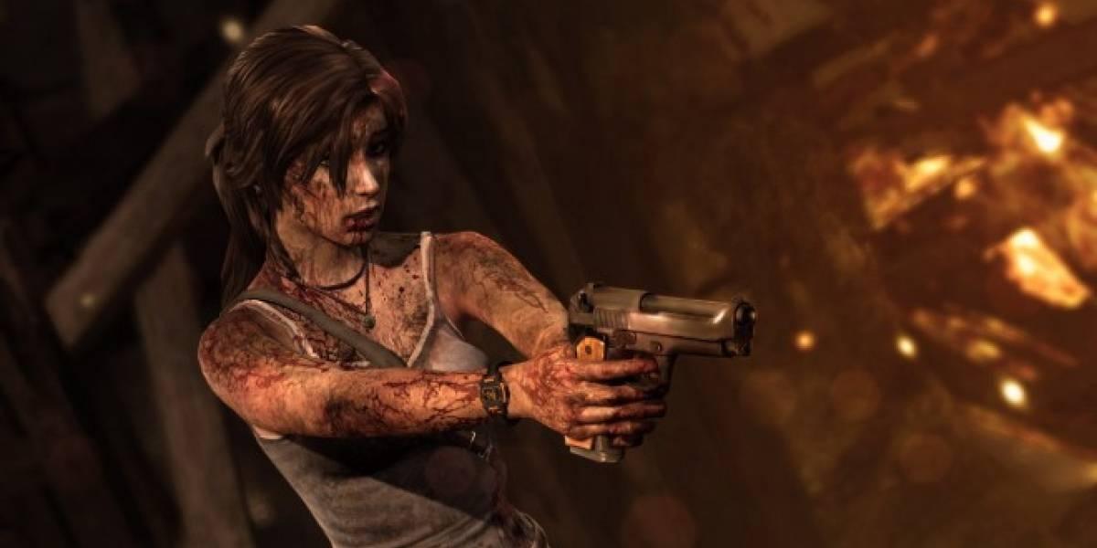 Tomb Raider estará a mitad de precio en PSN durante el fin de semana