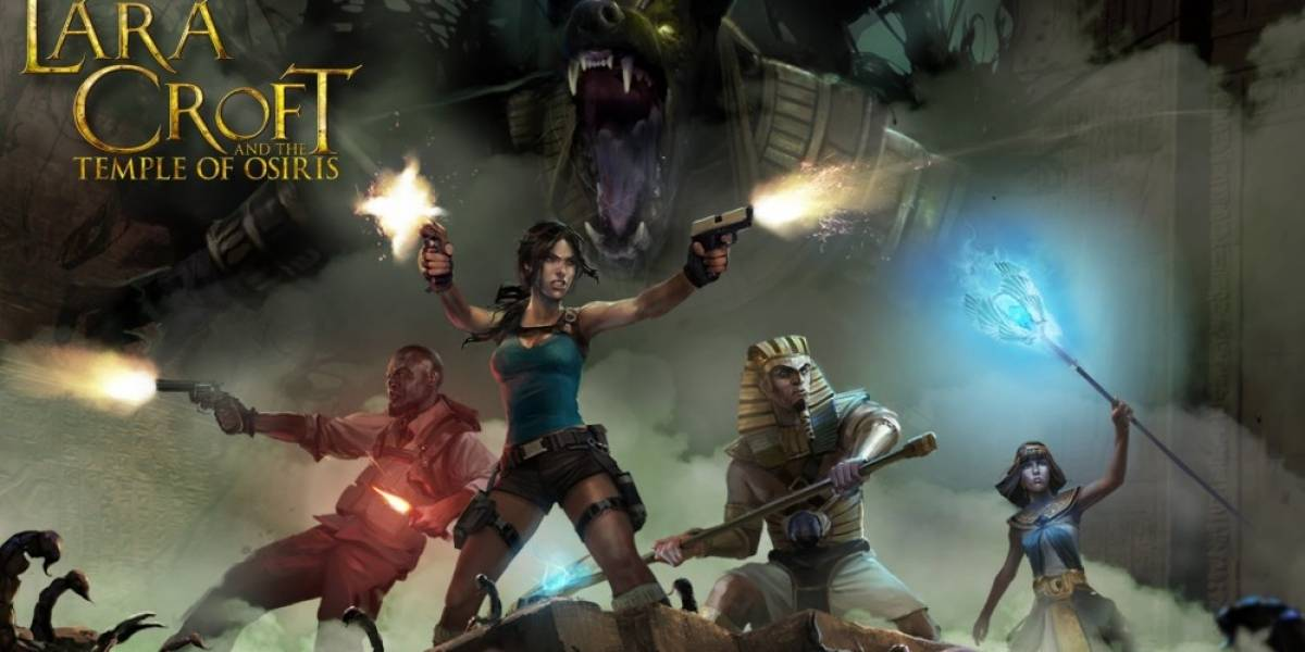 Lara Croft and The Temple of Osiris llega en diciembre