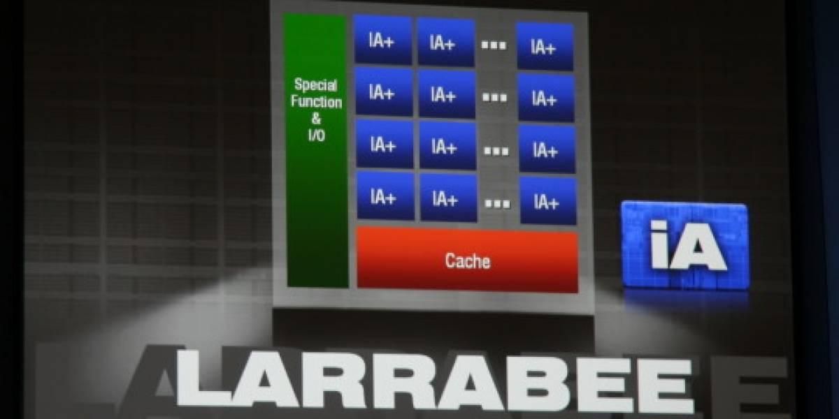 Intel: Larrabee está vivo y coleando