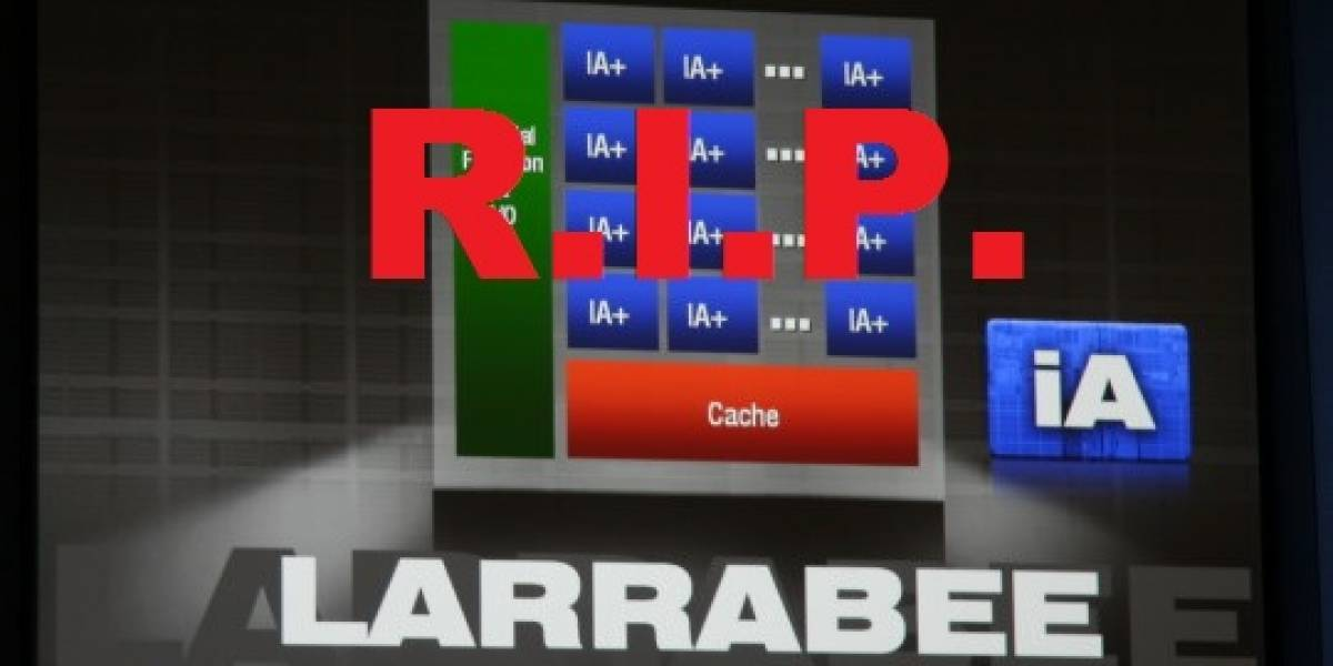 Descansa en paz Larrabee