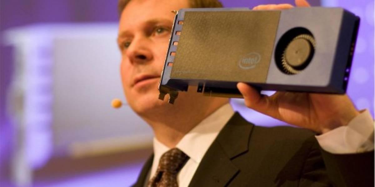 Intel explica porque canceló Larrabee como GPU discreta