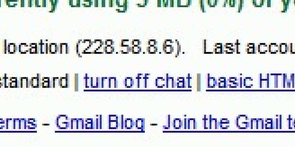 Gestiona y cierra tus sesiones abiertas de GMail remotamente