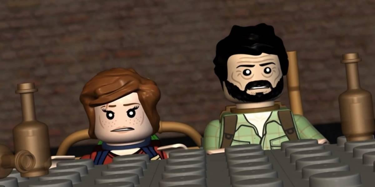 Así se vería The Last of Us en el mundo LEGO